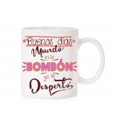 Taza Buenos Días Bombon