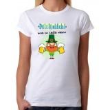 Camiseta mujer Dieta Equilibrada