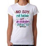 Camiseta No soy Mal Hablada