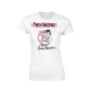 Camiseta Arre Cabra Voladora