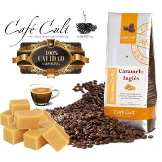 Café Caramelo Inglés