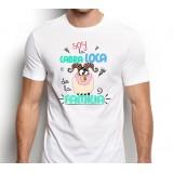 Camiseta hombre Soy la Cabra Loca de la Familia