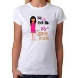 Camiseta No soy morena soy caramelo tentación