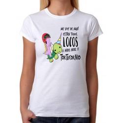 Camiseta Tortucornio
