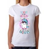 Camiseta Despedida. Yo si soy Rara, soy la novia.
