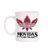 Taza Movidas Chungas. Stranger Things