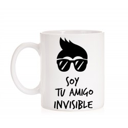Taza Soy tu Amigo Invisible