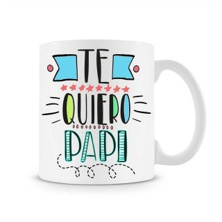 Taza Te Quiero Papi