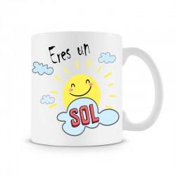 Taza Eres un Sol