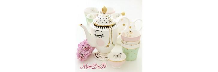 Teteras de Porcelana
