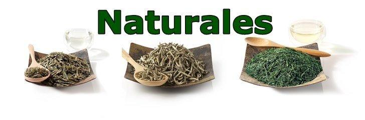 TÉS PUROS NATURALES